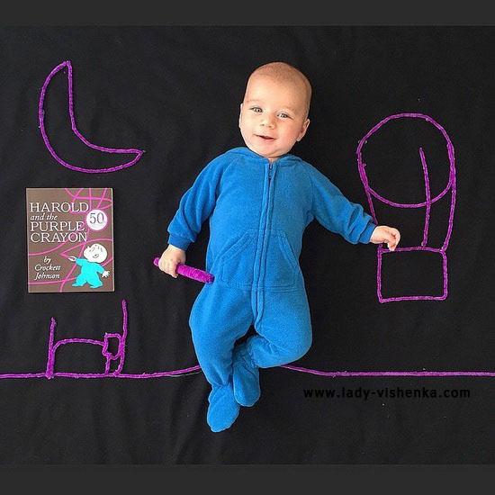 Костюм Гарольда для малюків