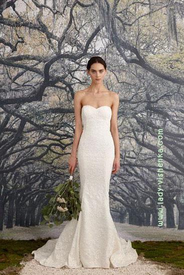 Весільні сукні 2016: фото - новинки Nicole Miller