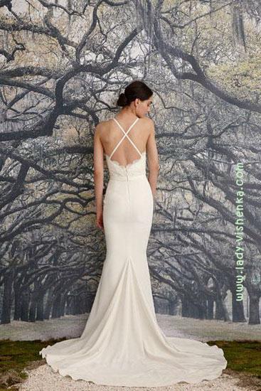 Весілля весільні сукні Nicole Miller