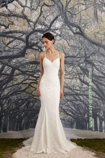Модні весільні сукні 2016 Nicole Miller