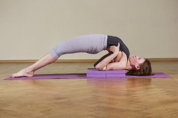 Пози йоги - фото
