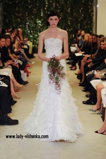 Весільні сукні 2016 фото
