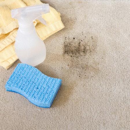 засіб для чищення килимів