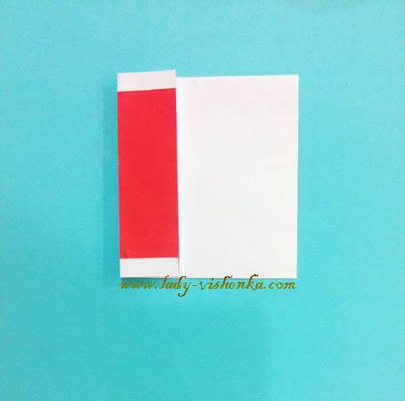 Ялинкова іграшка з паперу