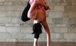 Статті про йогу