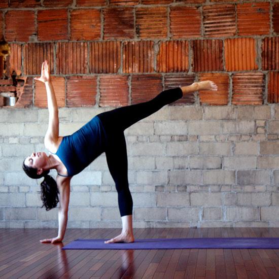 Пози йоги