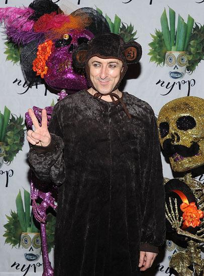 Alan Cumming на Хеллоуїн