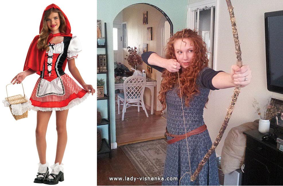 Костюм на Хеллоуїн для дівчинки