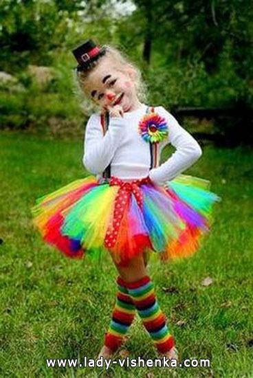 Костюми для маленьких дівчаток