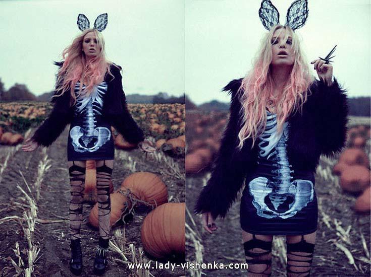 Сукні на Хеллоуїн - Скелет