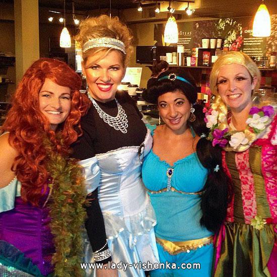 20 ідей костюма Диснеївській принцеси на Хеллоуїн