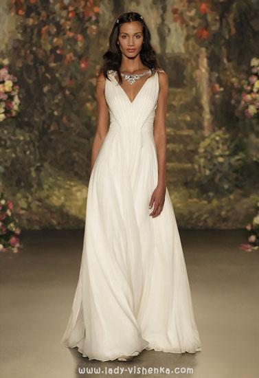 найкрасивіше весільну сукню