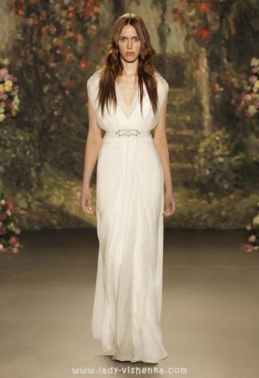 Стильні весільні сукні