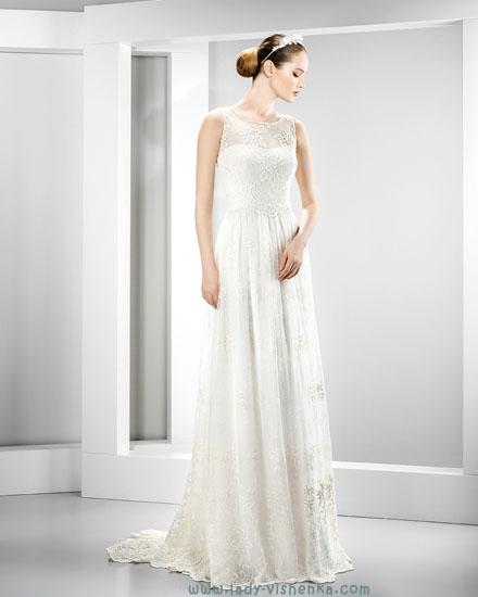 Модне весільне плаття фото Jesus Peiro
