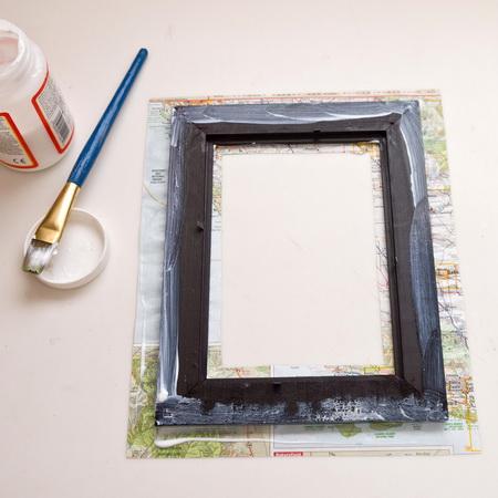 Як прикрасити фото рамку своїми руками