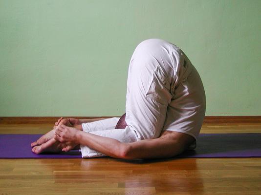 Складні пози йоги