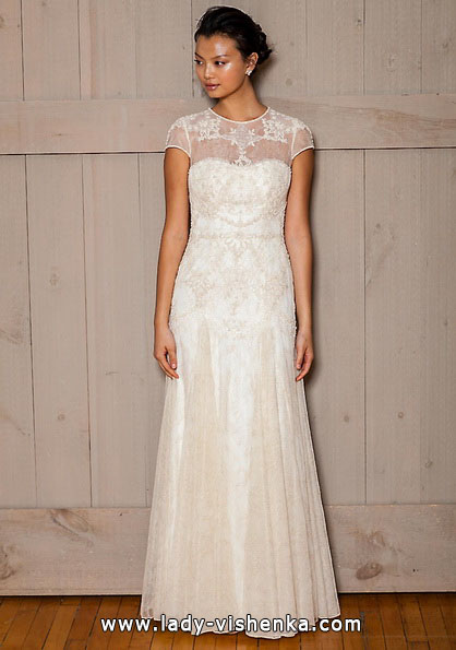 Весільні сукні 2016 мереживні - david's Bridal