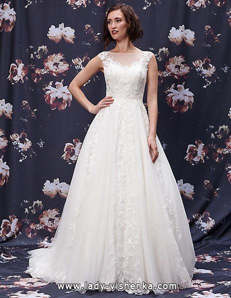 Весільні сукні з мереживом 2016 - Ivy & Aster