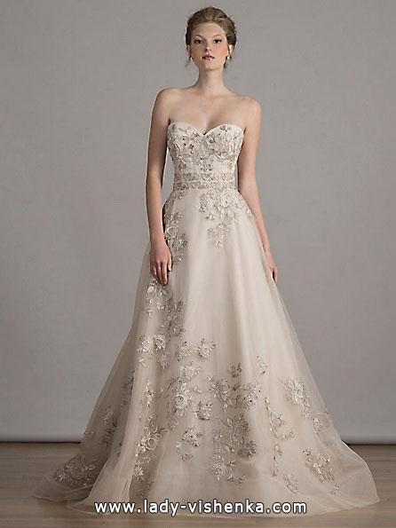 Мереживні весільні сукні 2016 - Liancarlo