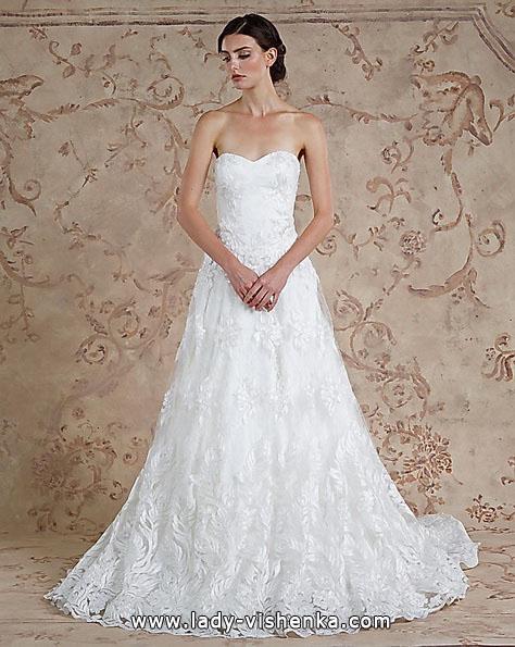 Мереживні весільні сукні 2016 - Sareh Nouri