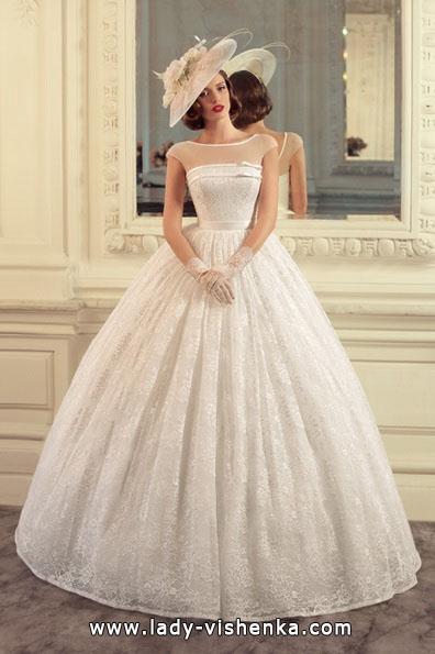 пишне Весільне мереживне плаття фото - Tatiana Kaplun