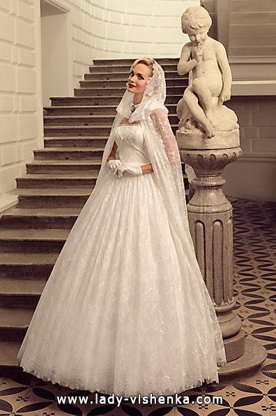Весільне плаття пишне з мереживом - Tatiana Kaplun