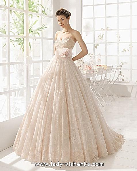 Весільні сукні з мереживом 2016 - Aire Barcelona