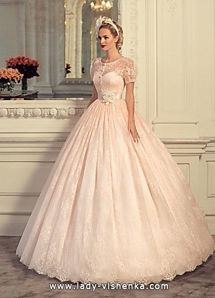 пишне Весільне мереживне плаття - Tatiana Kaplun