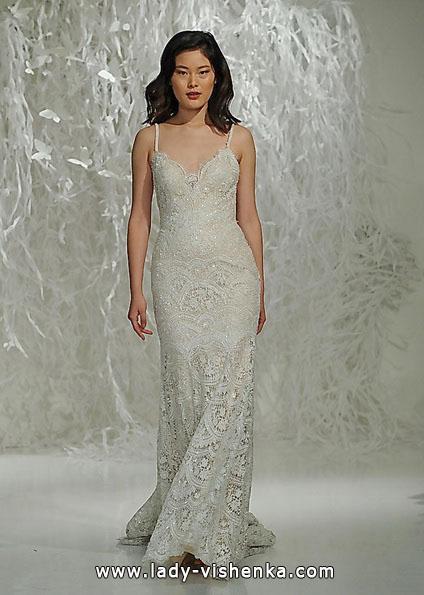 Весільні сукні з мереживом 2016 - Watters