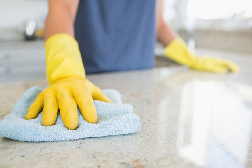 Правильна прибирання в квартирі