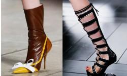 Модне взуття 2015