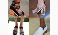 Модне взуття Літо 2015