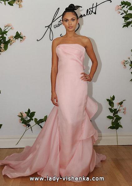 Весільна сукня рожевого кольору - Austin Scarlett