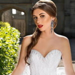Весільна сукня принцеси