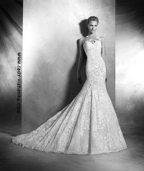 Стильні весільні сукні 2016 Pronovias