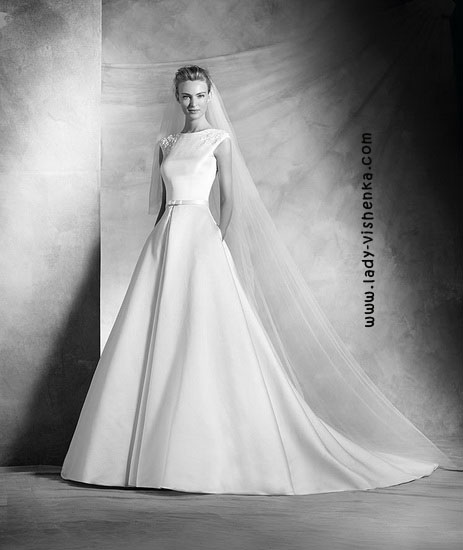 Дизайнерські весільні сукні Pronovias