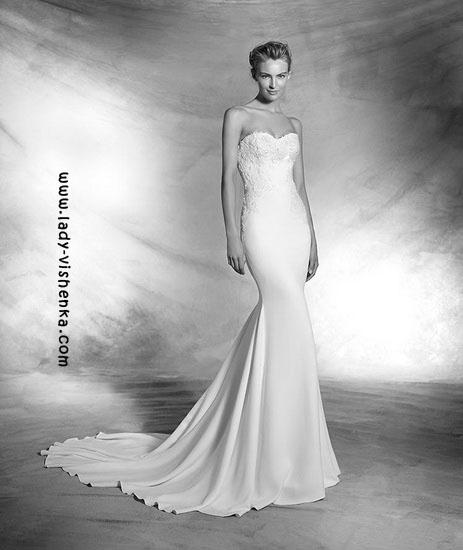 Весільна мода 2016 сукні Pronovias