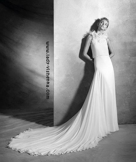 Сучасні весільні сукні Pronovias