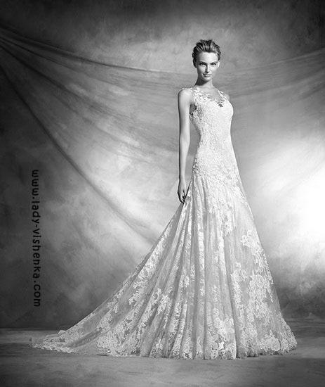 Весільні сукні 2016 року Pronovias