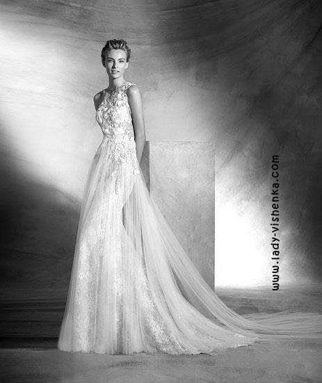 Новинки весільних суконь 2016 Pronovias
