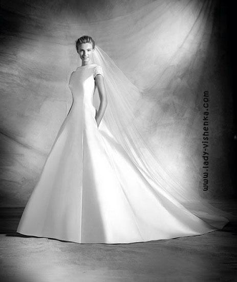 Модні весільні сукні Pronovias