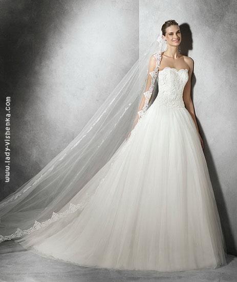 Ексклюзивні весільні сукні Pronovias