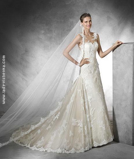 Незвичайні весільні сукні Pronovias