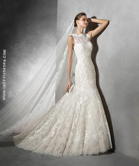 Нові весільні сукні Pronovias