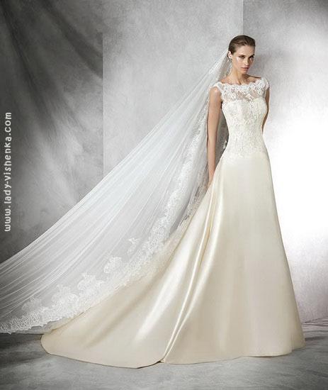 Красиві весільні сукні 2016 Pronovias