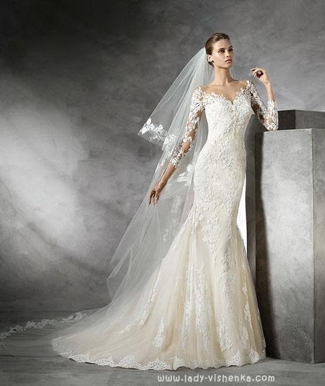 Весільні сукні 2016: фото - новинки Pronovias