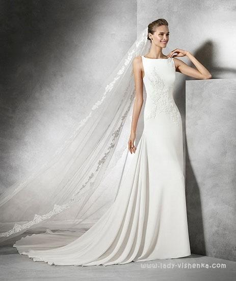 Красиві весільні сукні фото Pronovias