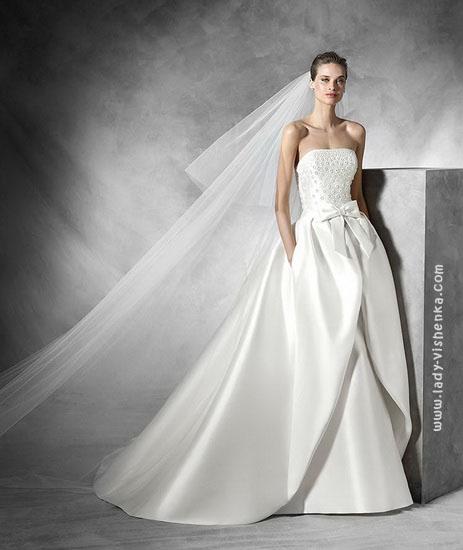 Весілля весільні сукні Pronovias