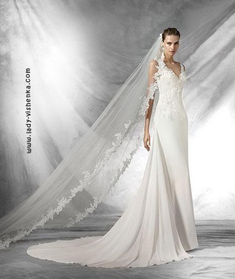Весільні сукні 2016 фото Pronovias