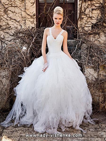 Пишні весільні сукні 2016 - Jordi-Dalmau